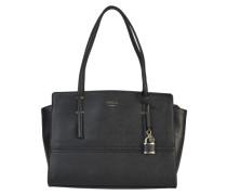 Handtasche 'Devyn' schwarz