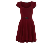 Kleid 'Lara' rot