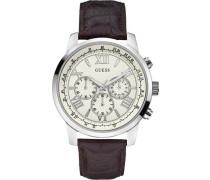 Chronograph »W0380G2« braun / weiß