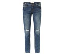 'Nova Authentic' Skinny Jeans blue denim