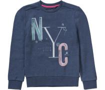 'Sweatshirt' für Jungen blau