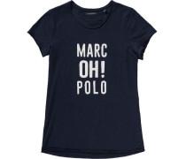 'T-Shirt' für Mädchen blau