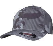Cap 'Camo Stripe' mischfarben