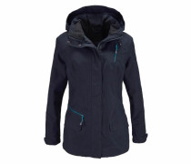 Outdoorjacke 'Agnes' navy