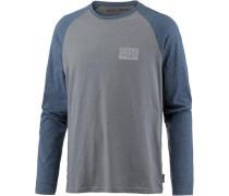 'die Cut' Sweatshirt grau