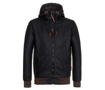 Male Jacket B&S II schwarz