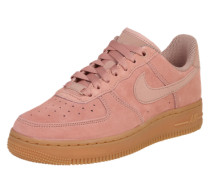 Sneaker Low 'Air force 1 '07' rosé