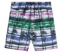 Badeshorts für Jungen blau / grau / grün / pink / weiß