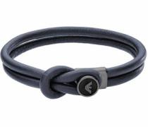 Armband 'egs2214020' dunkelblau / grau