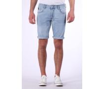Shorts 'Domes' blau