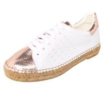 Sneaker 'Mar' rosé / weiß