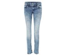 Gerade geschnittene Jeans 'Vera' blue denim