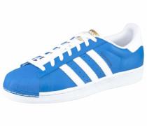 Sneaker »Superstar« blau