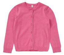 Strickjacke für Mädchen rosa