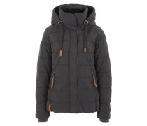 Winterjacke 'Pronto Salvatore' schwarz