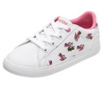 Lerond Sneaker Kleinkinder pink / weiß