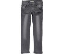 Slim Fit Jeans nitras grau