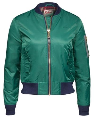 Bomberjacket smaragd