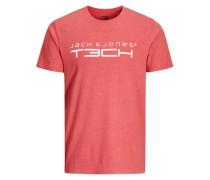 'Simple Tech' T-Shirt rot