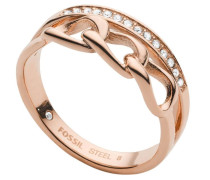 Ring rosegold / altrosa