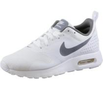 'Air Max Tavas' Sneaker Kinder grau / weiß