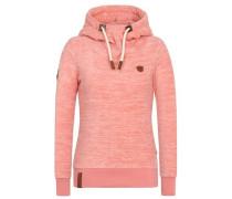 Hoody 'Kanisterkopf Iii' pink