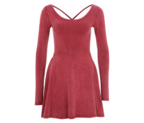Kleid 'niceback Dress' rot