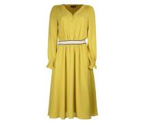 Kleid 'fraya' gelb