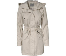 Parka 'VMMontreal Abby 3/4' creme