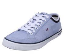 Canvas-Sneaker hellblau