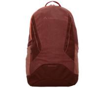 'Omnis DLX 22' Rucksack 45 cm mit Laptopfach rostrot / weinrot