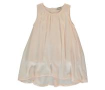Nitjonna ärmelloses Kleid beige