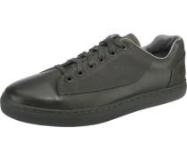 Thec Mono Sneakers grün / schwarz