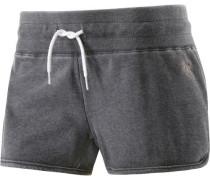 Shorts Damen graumeliert