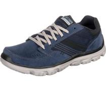 L-Fit Comfort Life Freizeit Schuhe marine / schwarz