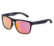 Trendige Sonnenbrille schwarz