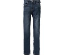 Jeans 'rosi' Skinny Fit Bundweite Superslim blau