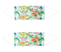 Stoffmasken '2er Pack Hawaii'
