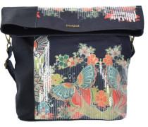'bols Ibiza Felicia' Umhängetasche 30 cm mischfarben / schwarz