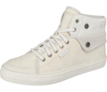 Star Sneakers creme