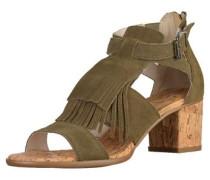 Sandalen braun / khaki