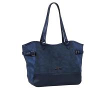 Shopper 'juna' blau