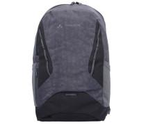 'Omnis DLX 22' Rucksack 45 cm mit Laptopfach graphit / rauchgrau