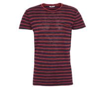 Shirt 'toniba T/s' navy / rot