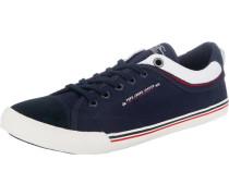 Britt Piping Sneakers blau
