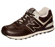Sneaker Ml574 521351-60-D-8 dunkelbraun