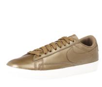 Sneaker 'Blazer low le' gold