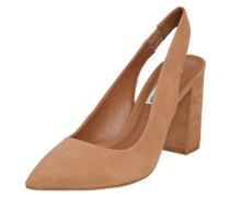 Slingpumps 'Dove' camel