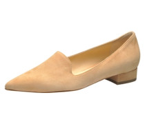 Damen Slipper beige