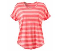 T-Shirt creme / koralle